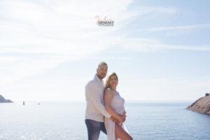 photographe, photo, extérieur, plage, 83, var, bébé, naissance, grossesse, enfant, famille