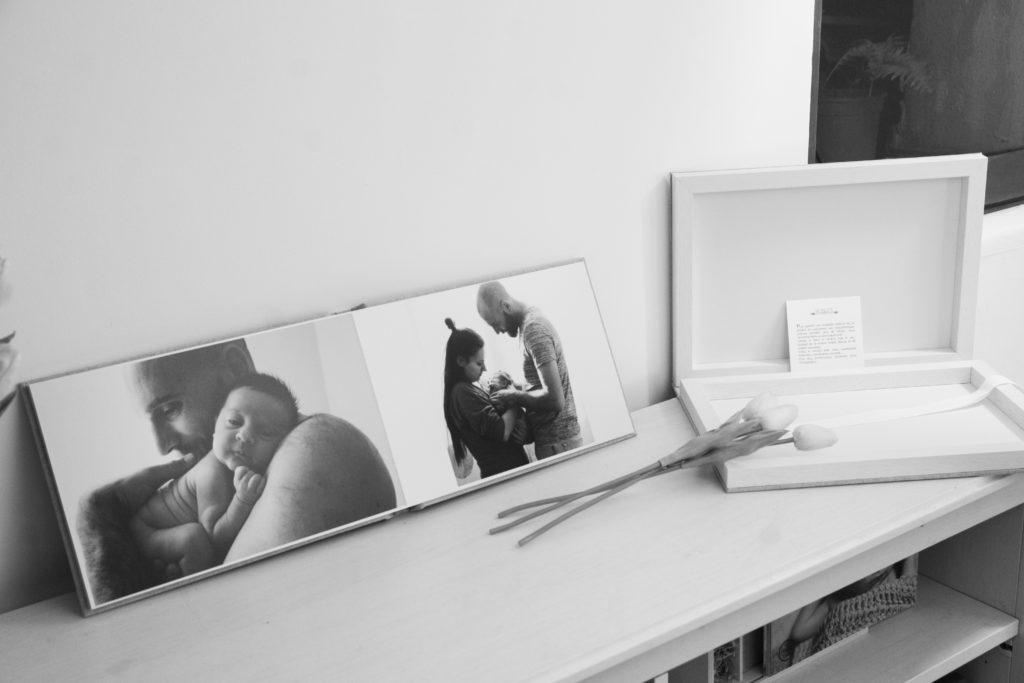 photographe, album, tirage, grossesse, couple, enfant, 83