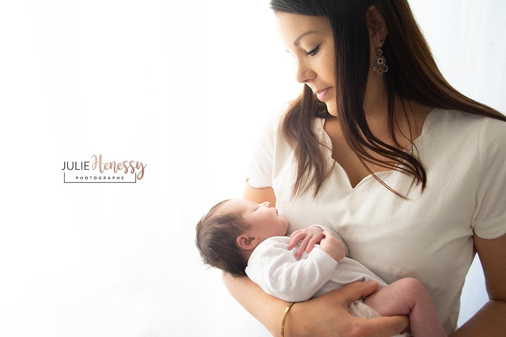 photographe, bébé, naissance, nouveau-né, mère-fille, le val, rocbaron, brignoles