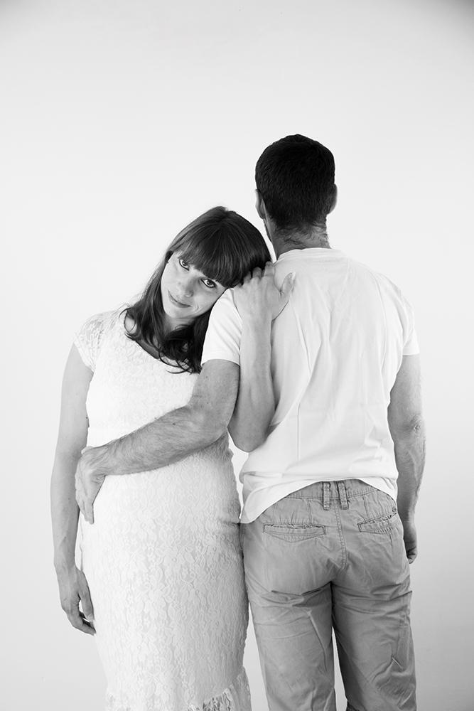 photographe, grossesse, couple, studio, var, 83,