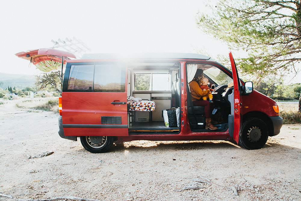 van, camping, séance photo, campagne, provence, var, photo, famille, lifestyle, enfant, parent, shooting, shoot, session